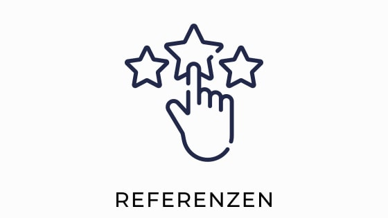 Referenzen Icon